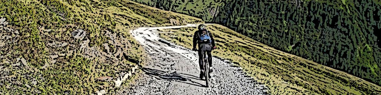 Radfahren im Murnauer Moos